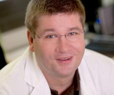 Prof. Dr. med. Holger Sudhoff Chefarzt der HNO-Klinik, Klinikum Bielefeld
