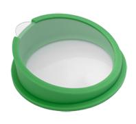 Angled lense